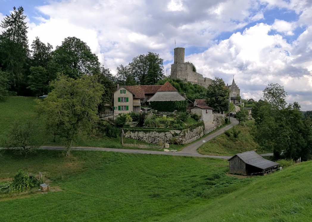 Castle Switzerland_Bipp