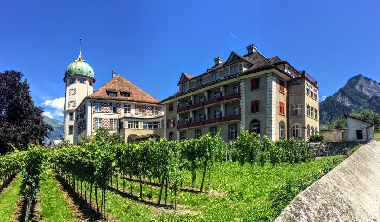 Photos Switzerland - Fotos Schweiz - Zizers GR